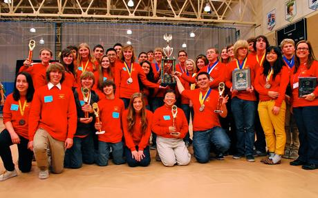 2013 Academic Decathlon Team